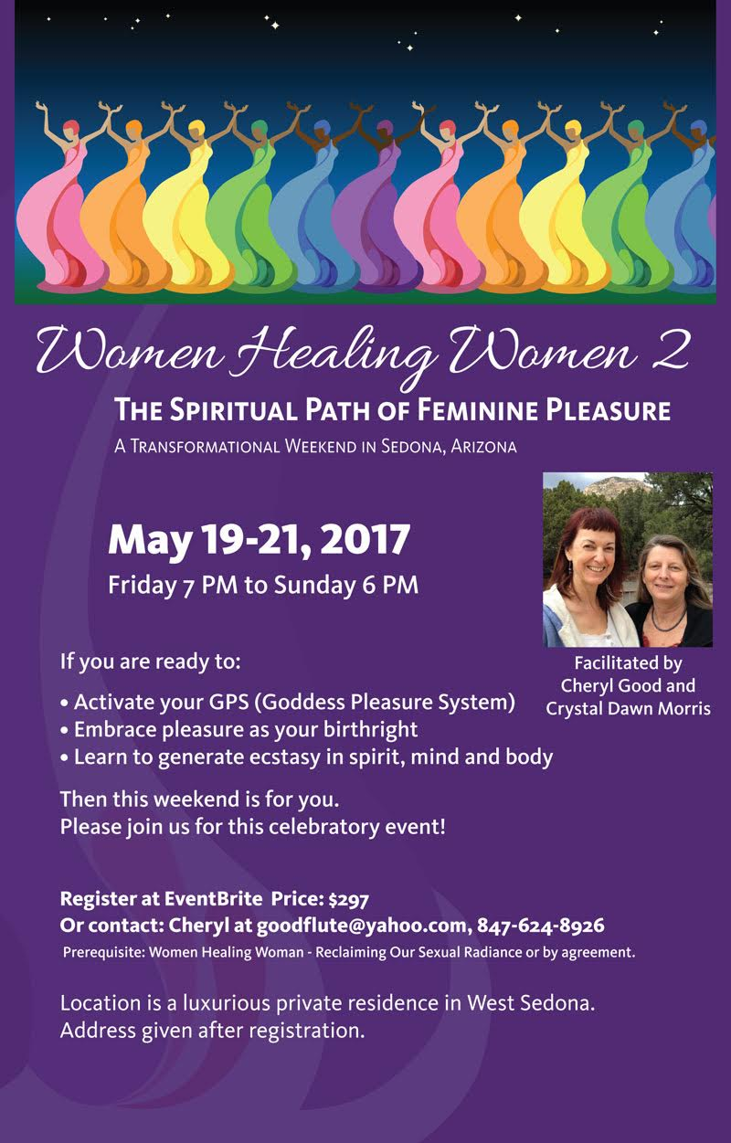 Sacred sexuality workshops and retreats